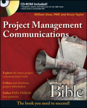 Project Management Communications Bible av BillDow og Bruce Taylor (Heftet)