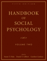 Handbook of Social Psychology, Fifth Edition - Volume Two av Susan T. Fiske, Daniel T. Gilbert og Gardner Lindzey (Innbundet)