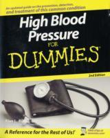 High Blood Pressure For Dummies av Alan L. Rubin (Heftet)