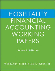 Hospitality Financial Accounting 2E Working Papers av Jerry J. Weygandt, Fred Pries, Donald E. Kieso, Paul D. Kimmel og Agnes L. DeFranco (Heftet)