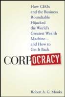 Corpocracy av Robert A. G. Monks (Innbundet)