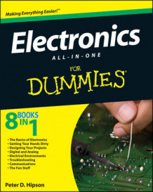 Electronics All-in-One Desk Reference For Dummies av Doug Lowe, Peter D. Hipson, Ward Silver og Kirk Kleinschmidt (Heftet)