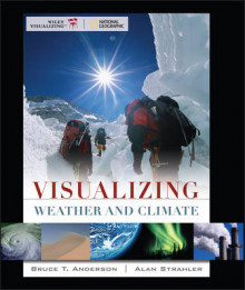 Visualizing Weather and Climate av Bruce Anderson og Alan H. Strahler (Heftet)
