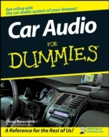 Car Audio For Dummies av Doug Newcomb (Heftet)
