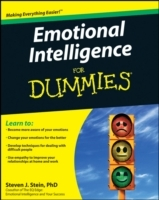 Emotional Intelligence for Dummies av Steven J. Stein (Heftet)