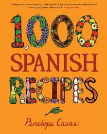 1,000 Spanish Recipes av Penelope Casas (Innbundet)