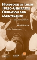 Handbook of Large Turbo-generator Operation and Maintenance av Geoff Klempner og Isidor Kerszenbaum (Innbundet)