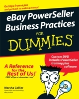 eBay PowerSeller Practices For Dummies av Marsha Collier (Heftet)