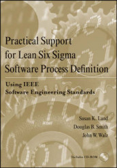 Practical Support for Lean Six Sigma Software Process Definition av Susan K. Land, Douglas B. Smith og John W. Walz (Heftet)