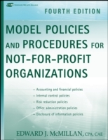 Model Policies and Procedures for Not for Profit Organizations av Edward J. McMillan (Heftet)