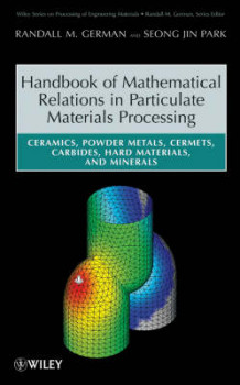 Handbook of Mathematical Relations in Particulate Materials Processing av Randall M. German (Innbundet)