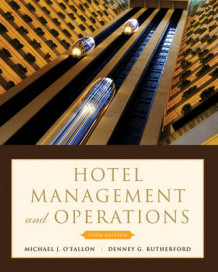 Hotel Management and Operations av Michael J. O'Fallon og Denney G. Rutherford (Heftet)