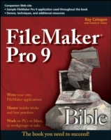 FileMaker Pro 9 Bible av Dennis R. Cohen og Ray Cologon (Heftet)