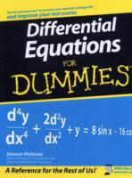Differential Equations For Dummies av Steven Holzner (Heftet)