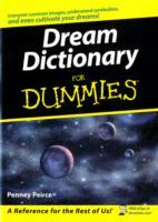Dream Dictionary for Dummies av Penney Peirce (Heftet)