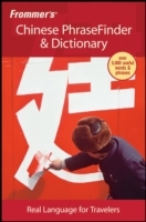 Frommer's Chinese PhraseFinder and Dictionary av Wendy Abraham (Heftet)