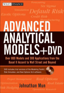 Advanced Analytical Models av Johnathan Mun (Blandet mediaprodukt)