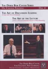 Omslag - The Art of Discussion Leading
