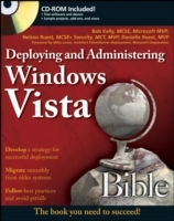 Deploying and Administering Windows Vista Bible av Shane Cribbs, Nelson Ruest, Danielle Ruest og Bob Kelly (Heftet)