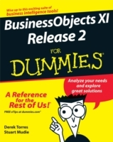 BusinessObjects XI Release 2 For Dummies av Derek Torres, Stuart Mudie og Julie Albaret (Heftet)
