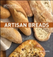 Artisan Breads at Home av The Culinary Institute of America (CIA) (Innbundet)