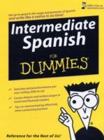 Intermediate Spanish For Dummies av Gail Stein (Heftet)