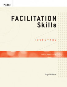 Facilitation Skills Inventory av Ingrid Bens (Heftet)