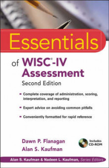Essentials of WISC-IV Assessment av Dawn P. Flanagan og Alan S. Kaufman (Heftet)
