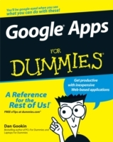 Google Apps For Dummies av Esther Wojcicki, Karl Barksdale og Ryan Teeter (Heftet)