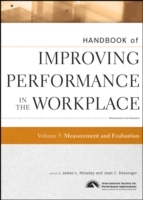 Handbook of Improving Performance in the Workplace: v. 3 (Innbundet)