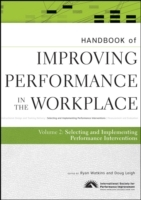 Handbook of Improving Performance in the Workplace, Volume 2 (Innbundet)
