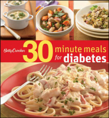 Betty Crocker 30-Minute Meals for Diabetes av Betty Crocker Editors (Innbundet)
