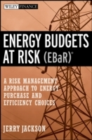 Energy Budgets at Risk (EBaR) av J. Jackson (Innbundet)