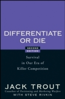 Differentiate or Die av Jack Trout og Steve Rivkin (Innbundet)