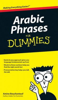 Arabic Phrases For Dummies av Amine Bouchentouf (Heftet)
