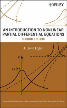 An Introduction to Nonlinear Partial Differential Equations av J. David Logan (Innbundet)