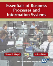 Essentials of Business Processes and Information Systems av Simha R. Magal og Jeffrey Word (Heftet)