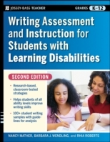 Writing Assessment and Instruction for Students with Learning Disabilities av Nancy Mather, Barbara J. Wendling og Rhia Roberts (Heftet)