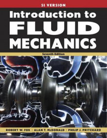 Introduction to Fluid Mechanics av Robert W. Fox, Alan T. McDonald og Philip J. Pritchard (Heftet)