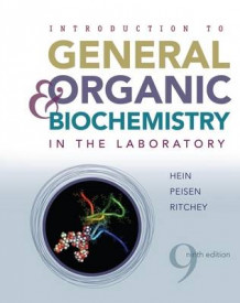 Introduction to General, Organic, and Biochemistry: Laboratory Manual av Morris Hein, Judith N. Peisen og James M. Ritchey (Heftet)