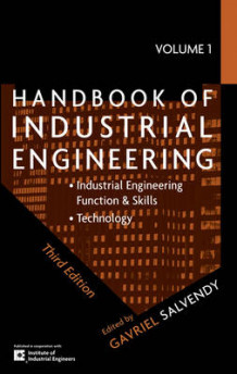 Handbook of Industrial Engineering av Gavriel Salvendy (Innbundet)