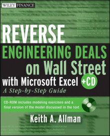 Reverse Engineering Deals on Wall Street with Microsoft Excel av Keith A. Allman (Heftet)