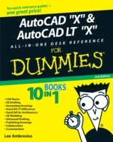 AutoCAD 2009 and AutoCAD LT 2009 All-in-one Desk Reference For Dummies av Lee Ambrosius (Heftet)