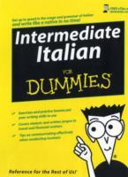 Intermediate Italian For Dummies av Daniela Gobetti (Heftet)