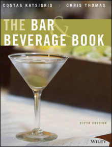 The Bar and Beverage Book av Costas Katsigris og Chris Thomas (Innbundet)