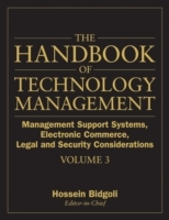 The Handbook of Technology Management, Volume 3: Management Support Systems av Hossein Bidgoli (Innbundet)
