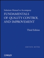 Fundamentals of Quality Control and Improvement: Student Solutions Manual av Amitava Mitra (Heftet)