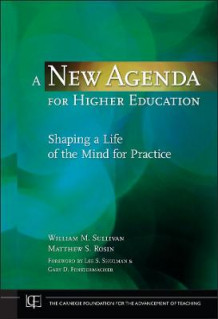 A New Agenda for Higher Education av William M. Sullivan og Matthew S. Rosin (Innbundet)
