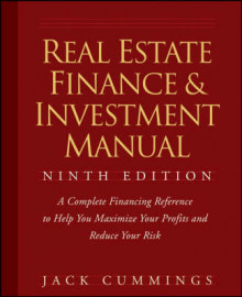The Real Estate Finance and Investment Manual av Jack Cummings (Heftet)