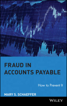 Fraud in Accounts Payable av Mary S. Schaeffer (Innbundet)